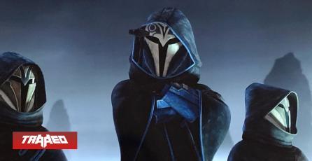 The Clone Wars estableció cómo Ahsoka se uniría a The Mandalorian