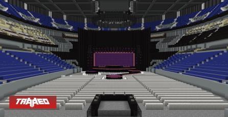 Ofrecerán concierto virtual en Minecraft el fin de semana