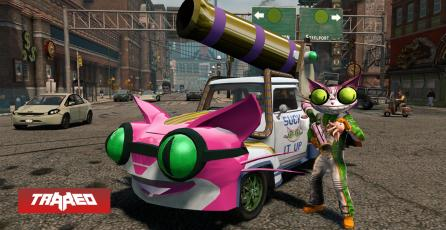 Anuncian remaster de Saints Row: The Third