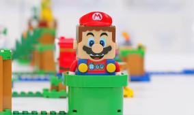 Los juguetes LEGO de <em>Super Mario</em> ya tienen precio y fecha de estreno
