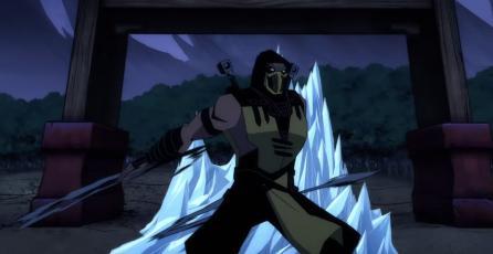 La película animada de <em>Mortal Kombat</em> sufre un pequeño retraso