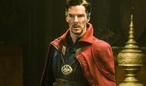 Marvel Studios podría sustituir a Benedict Cumberbatch