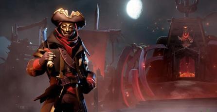 Llegó la hora de convertirte en un pirata emisario en <em>Sea of Thieves</em>