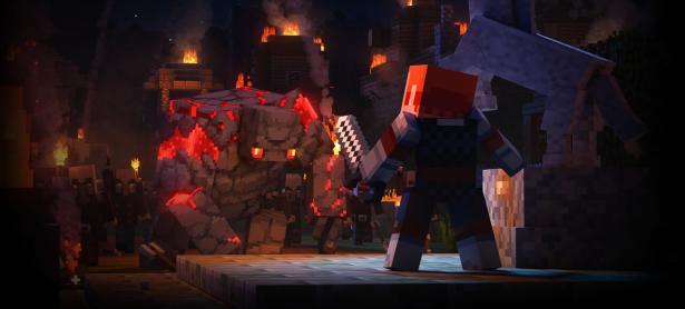 <em>Minecraft Dungeons</em>