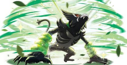 Zarude tendrá un útil movimiento exclusivo en <em>Pokémon Sword & Shield</em>