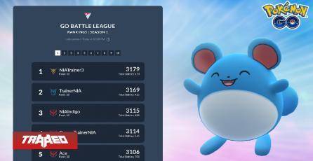 Nueva actualización implementará tablas de clasificación PvP en Pokémon Go