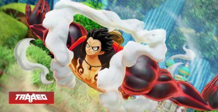 One Piece Pirate Warriors 4 es una bendición innegable al gaming