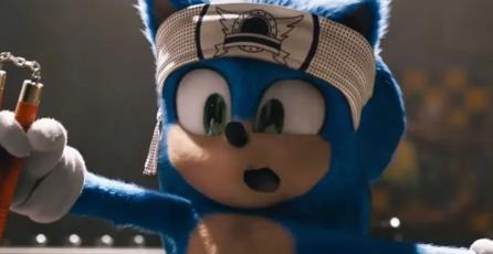 <em>Sonic: La película</em> presume sus easter eggs en nuevo promocional