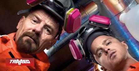 Bryan Cranston y Aaron Paul donarán las ventas de su licor a combatir el COVID-19