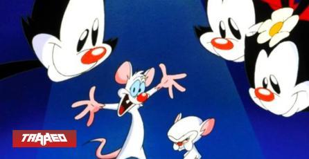 Regreso de Animaniacs a la pantalla contará con las voces originales