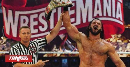 WWE vuelve a los programas televisados en vivo tras ser considerado servicio esencial