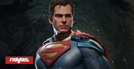 Se filtra foto de supuesto desarrollo para juego de Superman