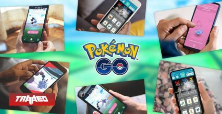 Pokémon GO permitirá participar en incursiones y obtener recursos desde casa