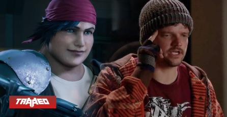 Actor de Breaking Bad dobló a personaje de Final Fantasy VII Remake