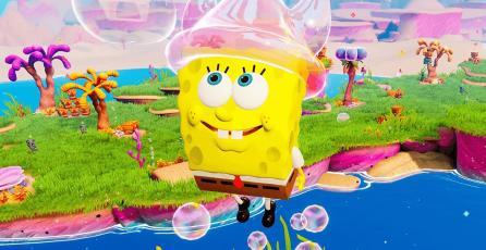 Ya hay fecha para el remake de <em>Spongebob Squarepants: Battle for Bikini Bottom</em>