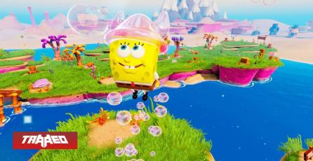 Spongebob Squarepants: Battle For Bikini Bottom Rehydrated será lanzado en junio