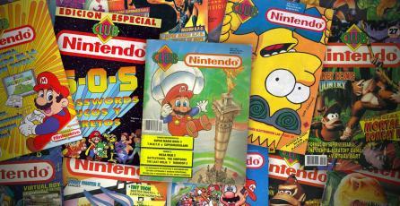 #ViernesRetro: Revista Club Nintendo