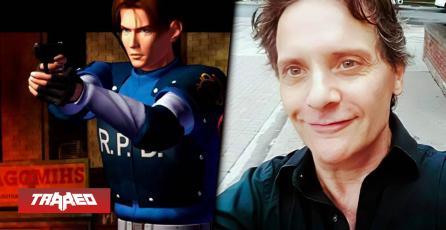 Paul Haddad, voz original de Leon en Resident Evil 2 fallece a causa de cáncer