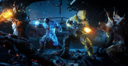 Así pelearán los personajes de <em>Outriders</em>, juego de PS5 y Xbox Series X