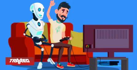 Sony está trabajando en un robot para acompañar a jugadores solitarios