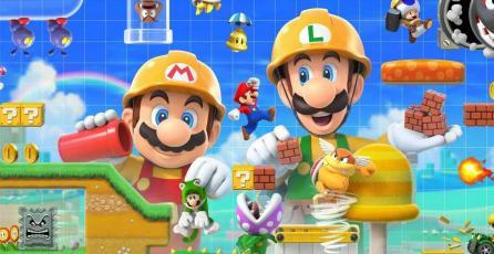 Pronto podrás crear mundos completos en <em>Super Mario Maker 2</em>