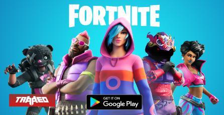 Fortnite aterriza a Google Play tras 18 meses de espera