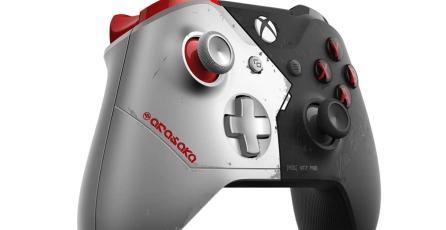 El control para Xbox One de <em>Cyberpunk 2077</em> ya tiene precio en México; apártalo aquí