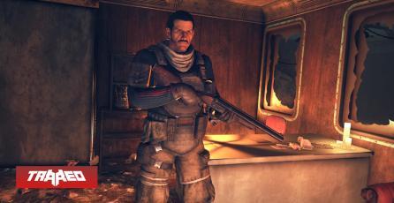 NPCs bugueados de Fallout 76 recogen las armas de los cuerpos de los jugadores