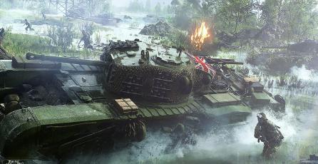 <em>Battlefield V</em>: la última actualización de contenido llegará en junio