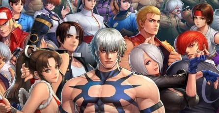 Canal 5 hará un torneo de The King of Fighters con algunos de los mejores jugadores mexicanos