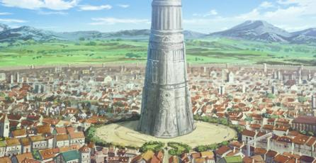¡Impresionante! Así se ve esta ciudad de un anime en <em>Minecraft</em>
