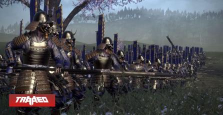 Total War: Shogun 2 gratis hasta el 1 de mayo