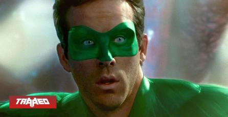 """""""Aléjate"""": Ryan Reynolds recomienda no ver 'Linterna Verde' tras caer a menos de 1 dólar"""