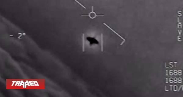 Oficialmente El Pentágono desclasifica vídeos de OVNIS