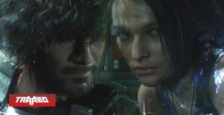 Resident Evil 3 Remake estrenará skins clásicas para Jill y Carlos