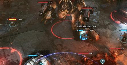 <em>Gears Tactics</em> ya está disponible en Steam y en Xbox Game Pass