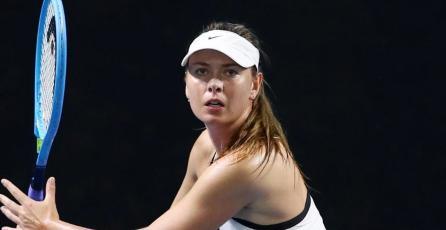 Maria Sharapova volverá a tomar una raqueta para jugar <em>Mario Tennis Aces</em>