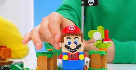 ¿Un juego de <em>LEGO Super Mario</em>? Es posible gracias a <em>Dreams</em>