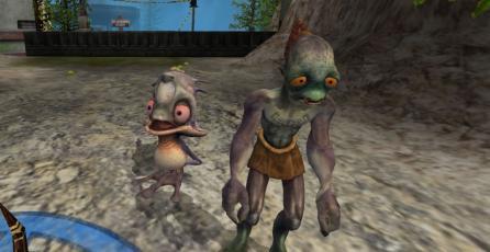 Otra entrega de la saga <em>Oddworld</em> está en camino a Nintendo Switch