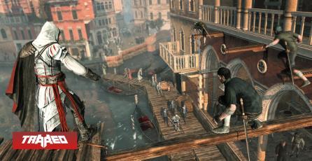Assassin's Creed 2, Child of Light y Rayman Legends gratis hasta el 5 de mayo
