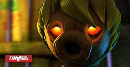The Legend of Zelda: Majora's Mask jamás debió existir según su director