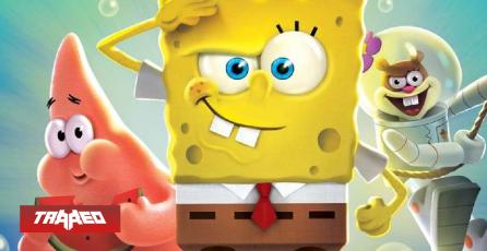 SpongeBob SquarePants: Battle for Bikini Bottom lanza nuevo trailer