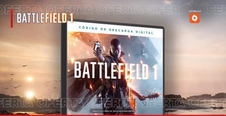 #TarreoGangas: Battlefield 1 cae a solo 2,99 junto a más juegos digitales