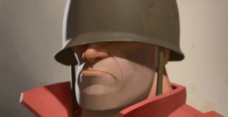 <em>Team Fortress 2</em> rinde tributo a Rick May, voz del Soldier, tras su fallecimiento