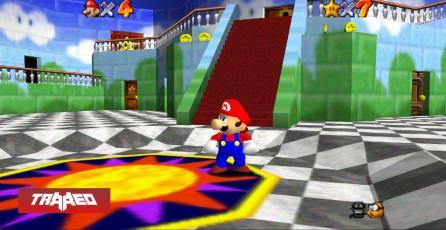 Logran lanzar Port de Mario 64 para PC totalmente funcional