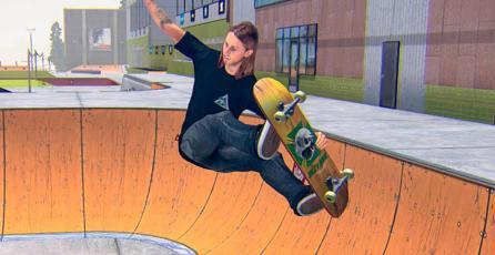 Jason Dill afirma que nuevo <em>Tony Hawk's Pro Skater</em> debutará este año