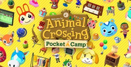<em>Animal Crossing: Pocket Camp</em> regresó a la senda del éxito