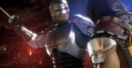<em>Mortal Kombat 11</em> tendrá una expansión de historia y recibirá a RoboCop como DLC