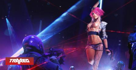 Cyberpunk 2077 tendrá múltiples combinaciones y tamaños de genitales para customizar tu personaje