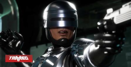 HASTA ROBOCOP: Mortal Kombat 11 anuncia la llegada de nueva expansión